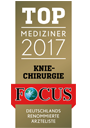 Focus List Top-Doctors Knee Surgeon Signage 2017